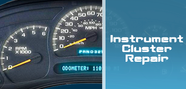 instrument cluster repair boise